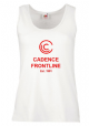 Cadence Womens Frontline Vest - SS051